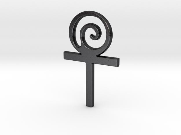 The Ancient Cross pendant