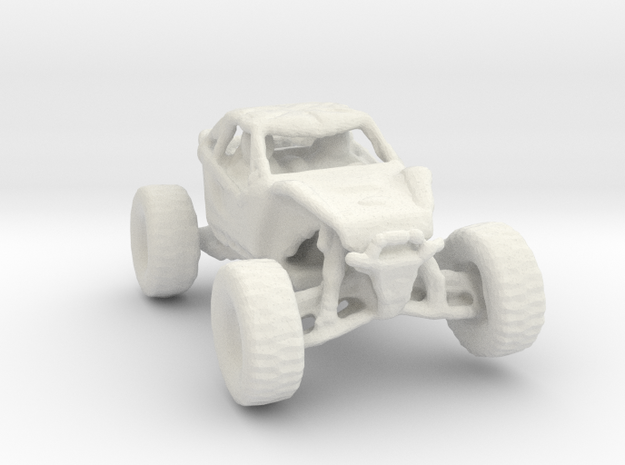 1:64 scale YETI-XL  in White Natural Versatile Plastic