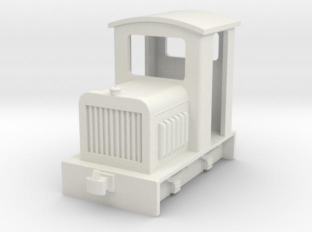 009 small diesel loco 1