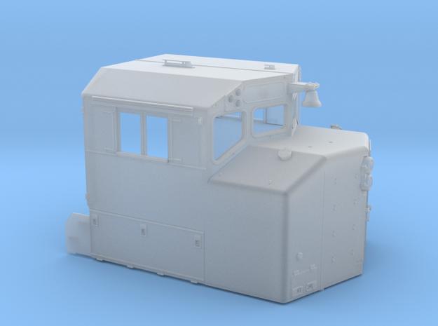 CB0018 GOT GP40-2L REBUILT 1/87.1 in Smoothest Fine Detail Plastic
