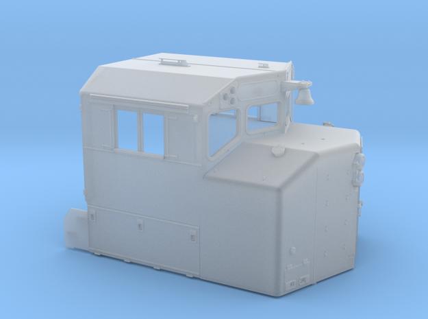 "CB0012 CN GP40-2LW REBUILT ""A"" 1/87.1 in Smoothest Fine Detail Plastic"