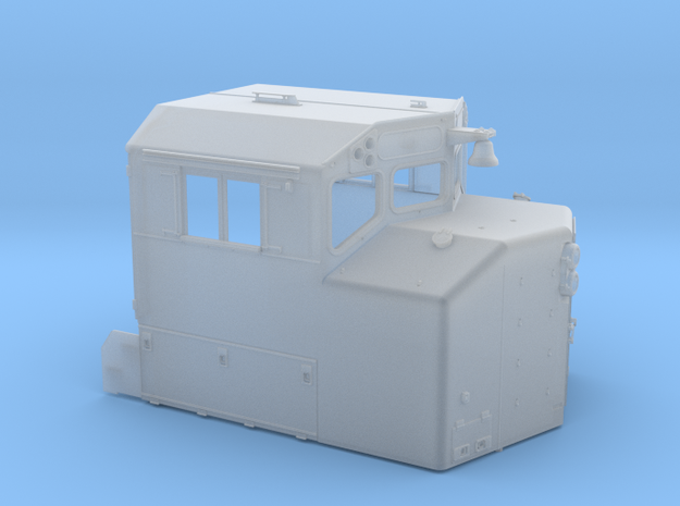 "CB0013 CN GP40-2LW REBUILT ""B"" 1/87.1"