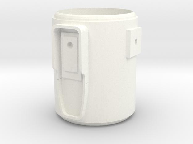 Yoda Activateur in White Processed Versatile Plastic