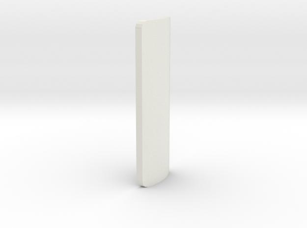 Yoda Grip in White Natural Versatile Plastic