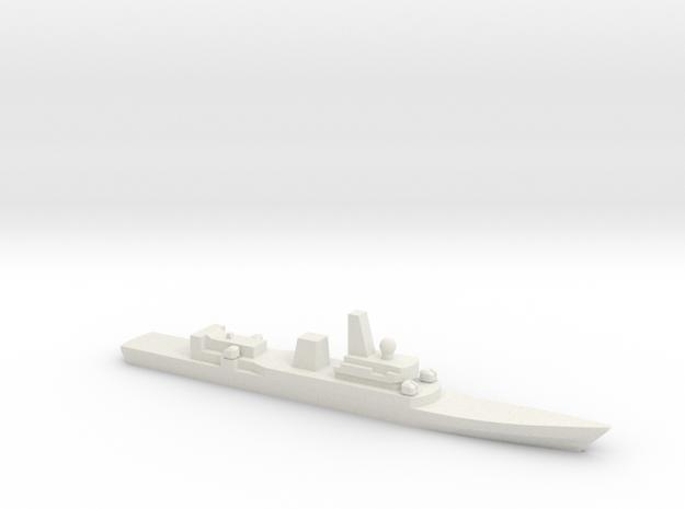 Haijing/CCG-31240 Patrol Ship, 1/2400 in White Strong & Flexible