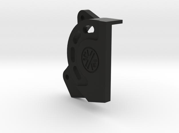 Kreidler Tandwielbeschermer/Ritzelschutz/Sprocket  in Black Strong & Flexible