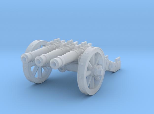 28mm Light 3-barrel Cannon