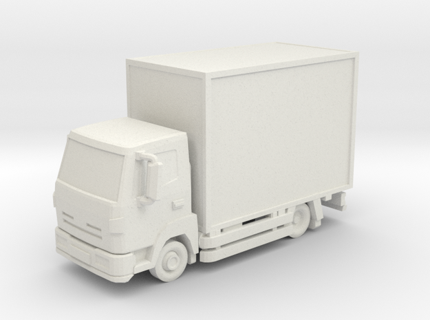 Truck 01. N Scale (1:160)