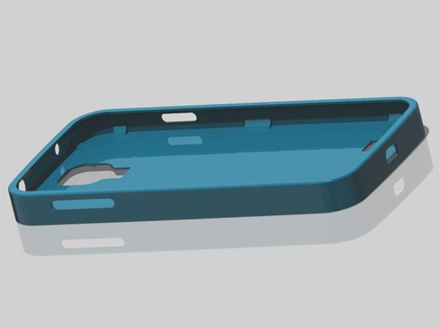 Galaxy S4 Hockey 3d printed