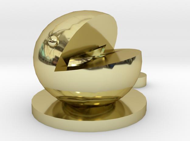 104102217 黃鎮豪 - 吃豆人存錢筒 in 18k Gold