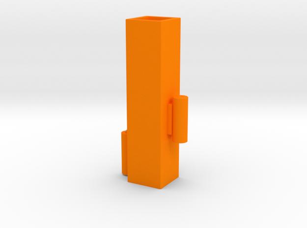Copic Marker Case in Orange Processed Versatile Plastic