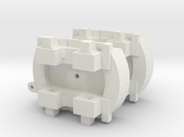A-1-220-pechot-bogies-1a in White Natural Versatile Plastic