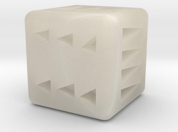 104102242-林嘉揚-骰骰 in White Acrylic