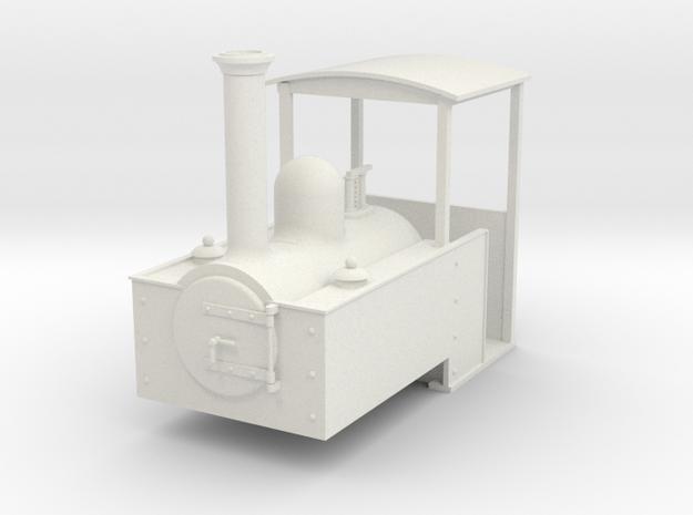 Gn15 Decauville style steam loco