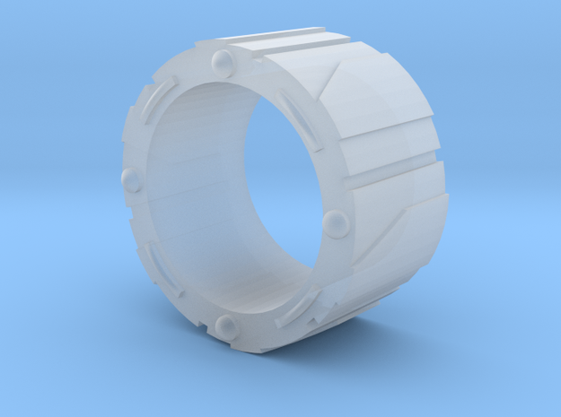 Technology bracelet in Smooth Fine Detail Plastic