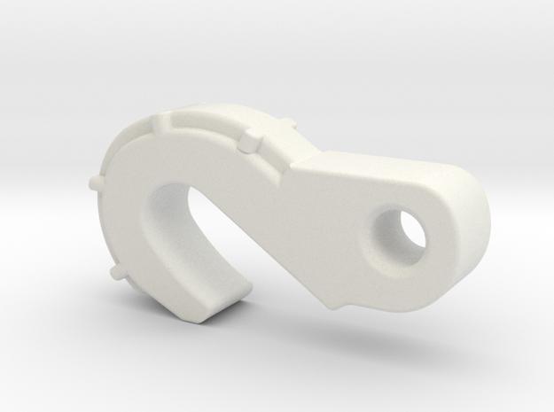 Winch Hook RC Crawler in White Natural Versatile Plastic