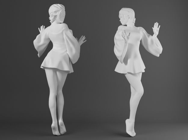 Skirt Girl-001-scale 1/32
