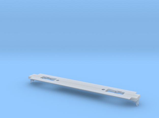 SD 43' FRAME 1/87.1 Scale in Smooth Fine Detail Plastic