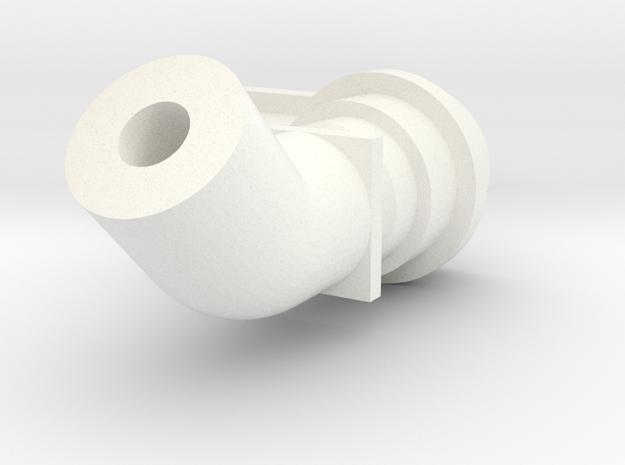 Zunhammer Part1 1:32 in White Processed Versatile Plastic