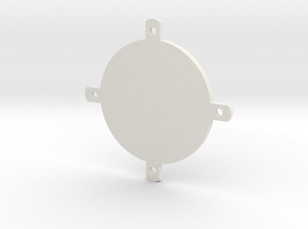 Zunhammer Ring 1:32 in White Natural Versatile Plastic