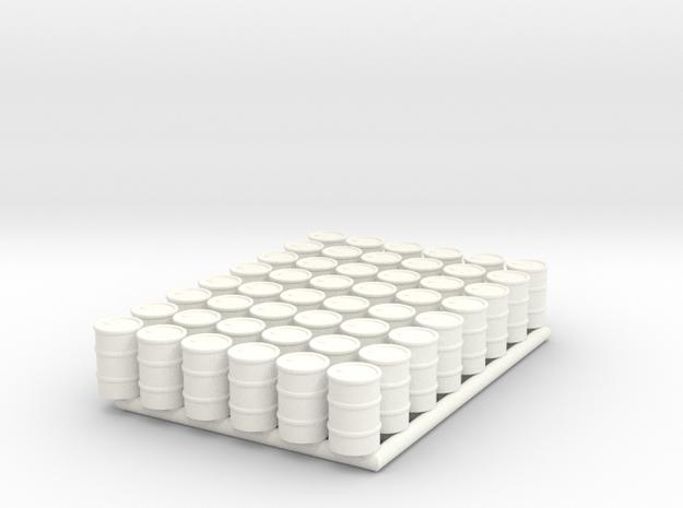Barrel 01. HO Scale (1:87)