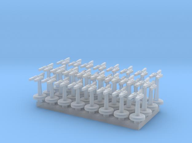 BFG Talon Interceptors (x32) 3d printed