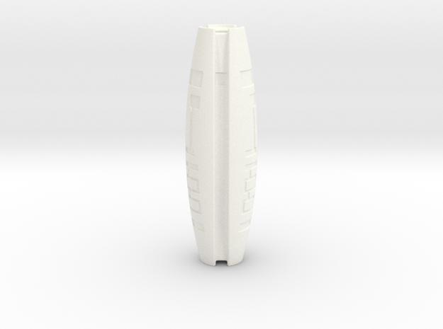 ARROW - Trick Arrow Gadget (O-Ring Type) in White Processed Versatile Plastic