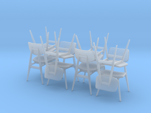 1:48 C 275 Chair Set of 8