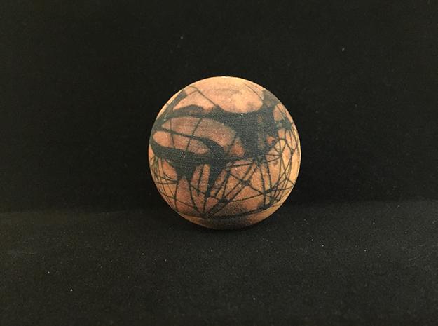 Lowellian Mars - 1895