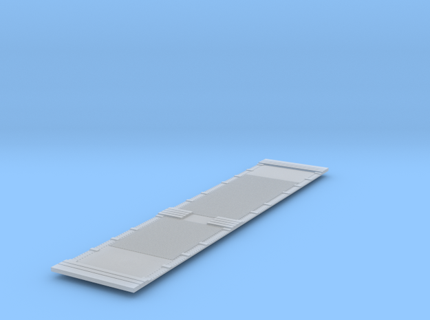 Coil E & G (ex Warflat) floor a in Smoothest Fine Detail Plastic