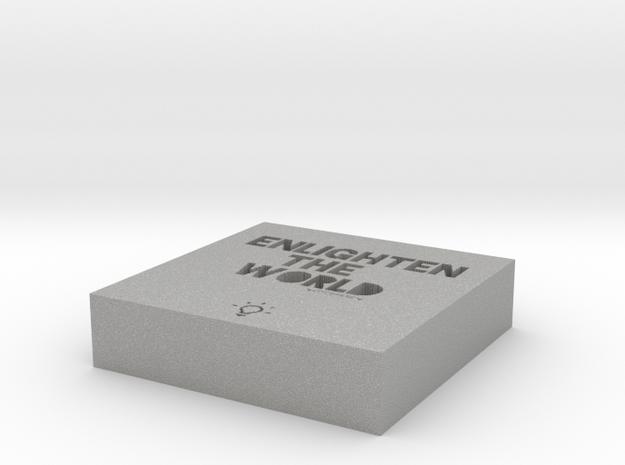 Enlighten3d in Aluminum