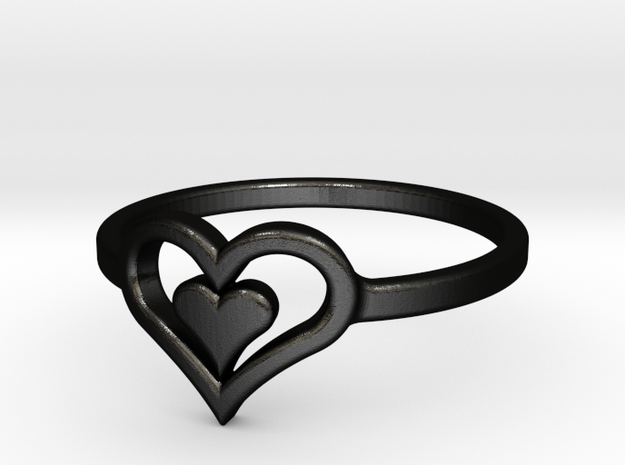 Heart Ring size 6