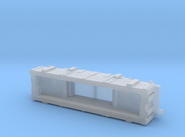 A-1-220-wdlr-e-wagon-body-plus in Smooth Fine Detail Plastic