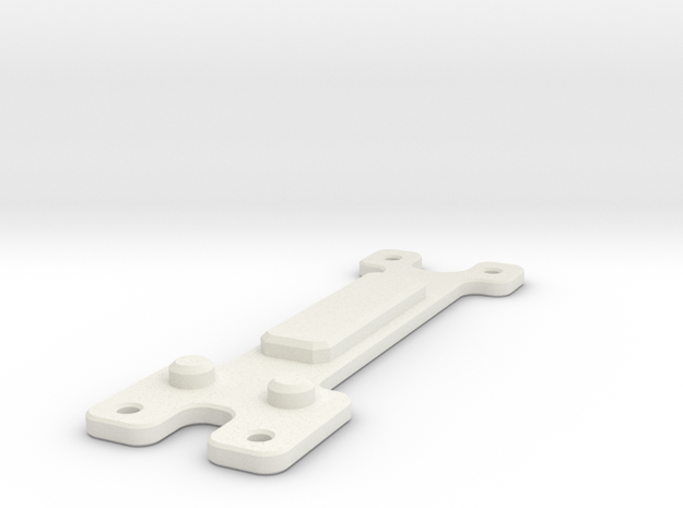 Drill Template for DNA200 V2 Mount for Alpinetech  in White Strong & Flexible
