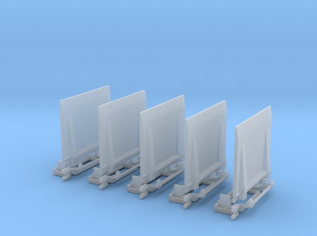 GW-RETT  5x in Smooth Fine Detail Plastic