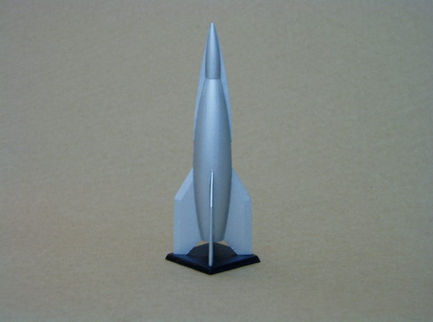 A9 A10 Rocket  Scale 1:400 3d printed