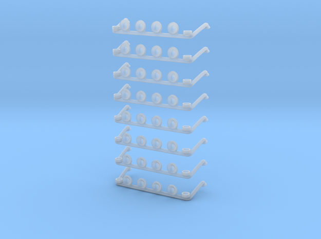 1/87 LB/V/4r/RKL in Smoothest Fine Detail Plastic