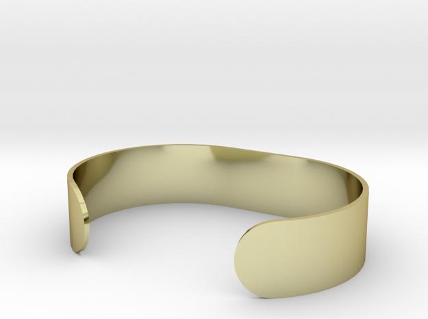 Custom Bracelet 40mm X 30mm Solid