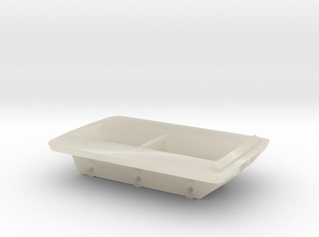 1/48 Amphicat bottom 3d printed
