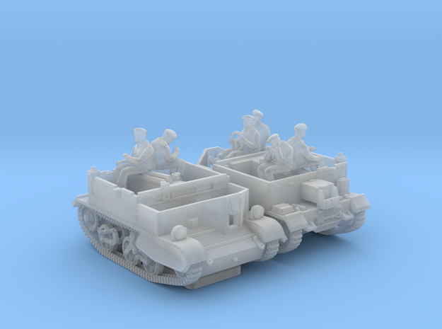 Universal Carrier Mk.I - (1:87 HO) - (2 Pack)