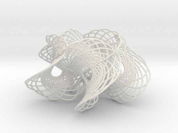 Product11 in White Natural Versatile Plastic