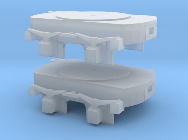 A-1-35-pechot-2-axle-bogiesx2b 1/35 scale 3d printed
