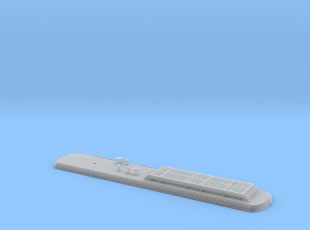 Re 425 BLS Scale TT  Dach  in Smooth Fine Detail Plastic