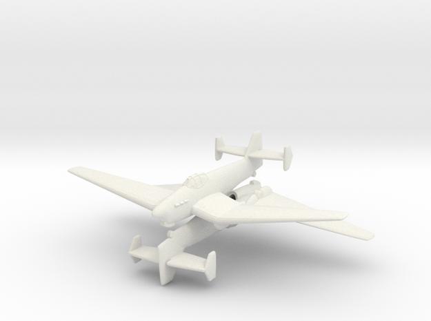 1/200 Loire-Nieuport LN.401 (x2) in White Natural Versatile Plastic