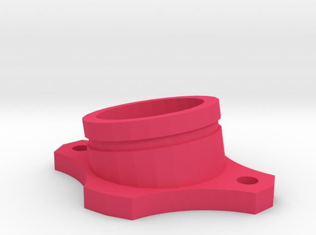 Tiger Carb Adapter Spigot for Cross Design Basepla 3d printed