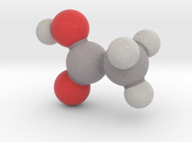 Vinegar (Acetic Acid) in Full Color Sandstone