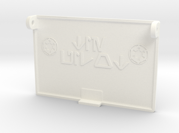 Pillbox Flap custom
