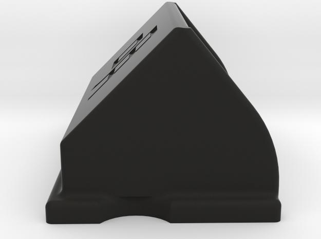 HU3 Hood in Black Natural Versatile Plastic