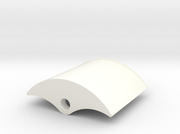 DJI Phantom 3 Standard Range Extender in White Strong & Flexible Polished