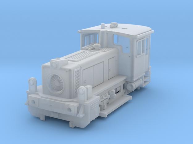 Köf3 BR333-335  (1:200) in Smooth Fine Detail Plastic